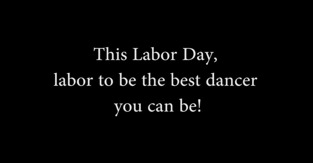 Labor Day still