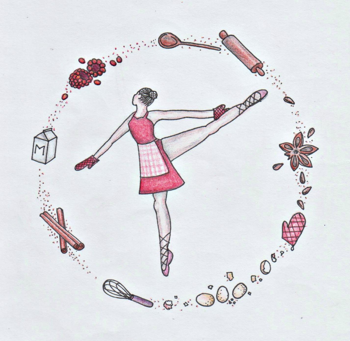 Madelyn's Milk poem illustration