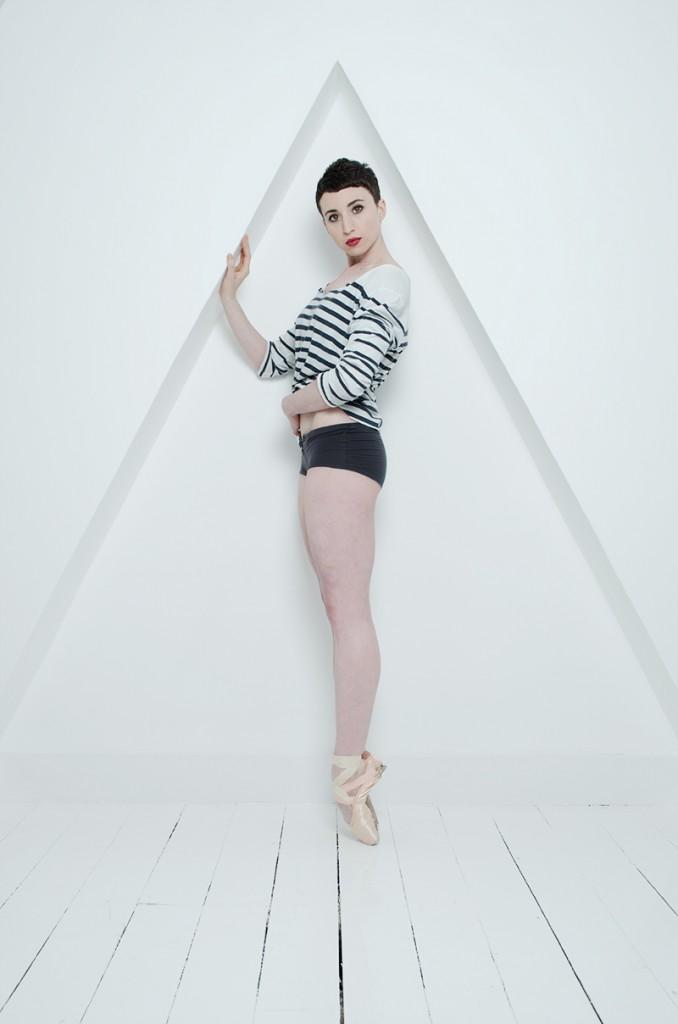 Gabrielle Zucker - making it 15