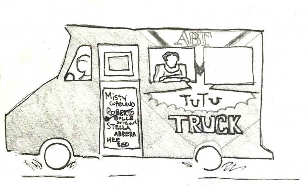 foodtrucks - tutu truck
