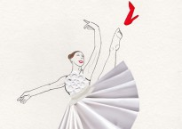 Red Dance banner