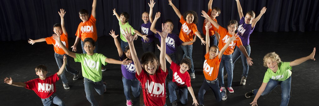 Students at NDI, Santa Fe, NM