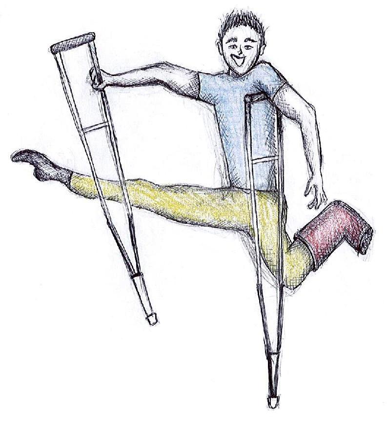 answer4dancers-crutches