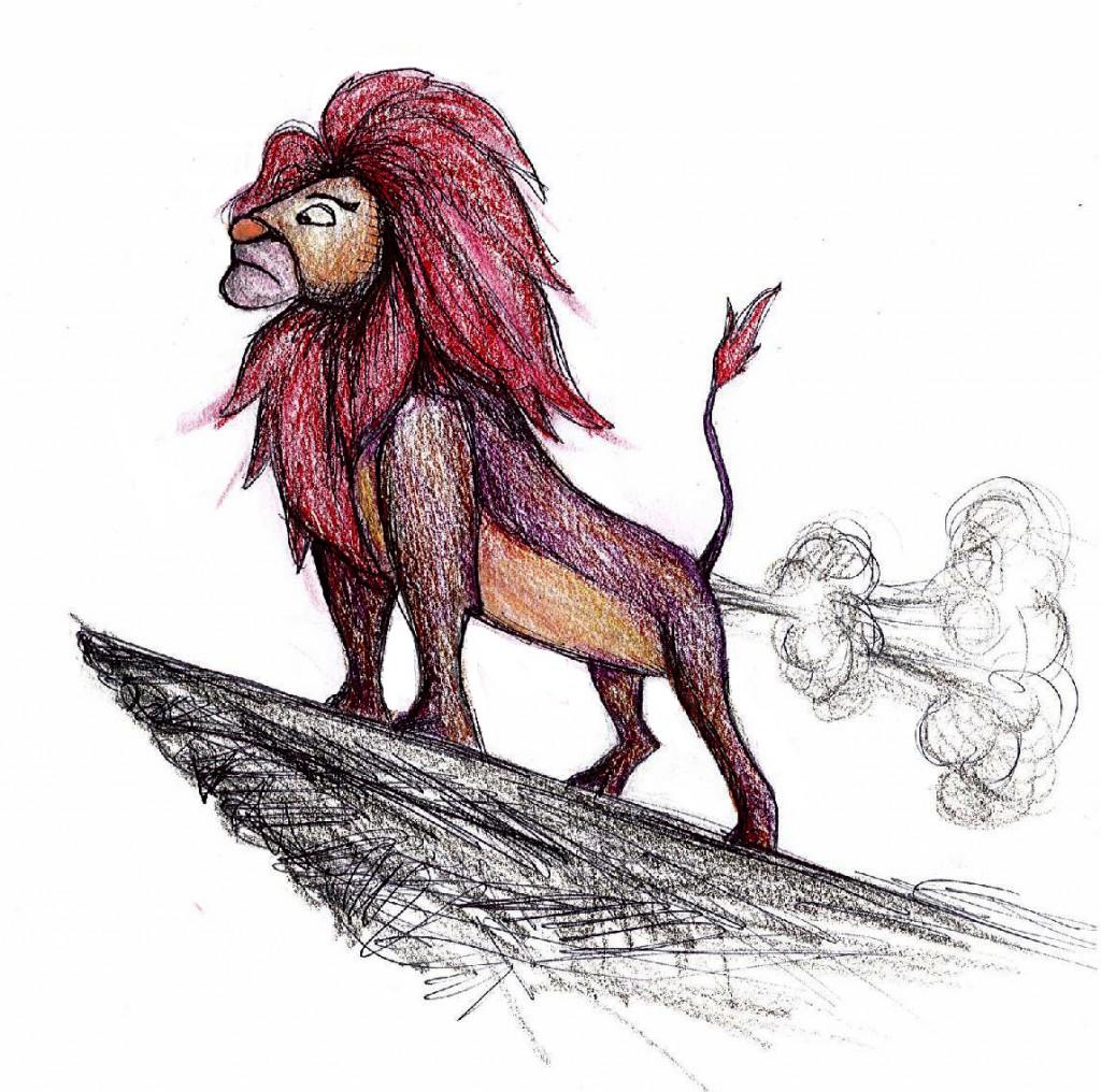 Art Dart or Fart reprise-Lion King