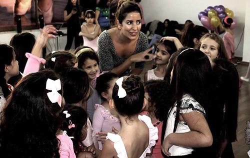 Ramallah Ballet Center 1