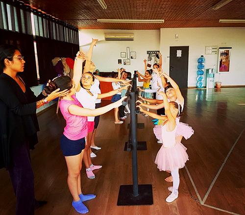 Ramallah Ballet Center 2