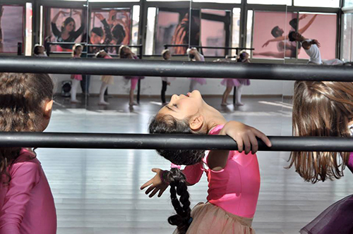 Ramallah Ballet Center 3