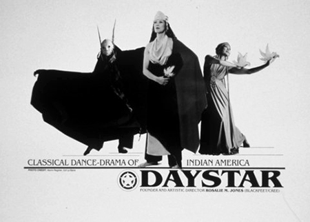 DAYSTAR COMPANY OFFICIAL POSTER 1980