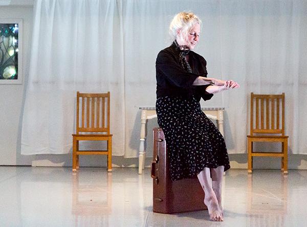 Joan Lazarus Photo by Lisa Harding