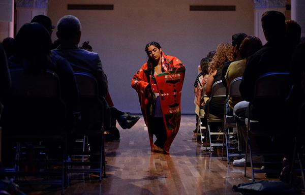 UCR Indigenous Choreographers 2016