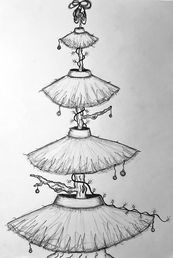tutu tree