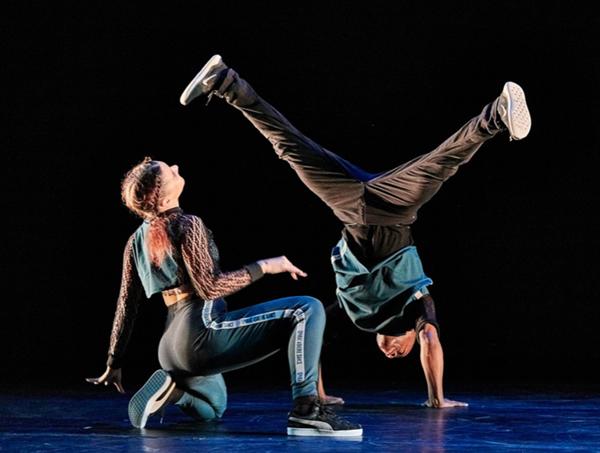 Ephrat Asherie Dance Photo by Robert Altman