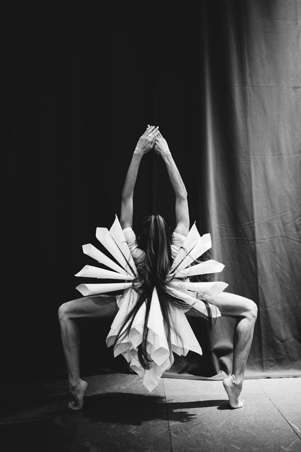 Heidi Latsky Dance in DISPLAYED Photo by Amro Arida