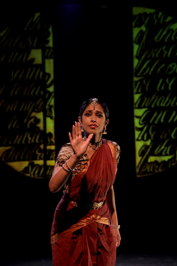 Nadhi Thekkek in Broken Seeds photo by Amitava Sarkar
