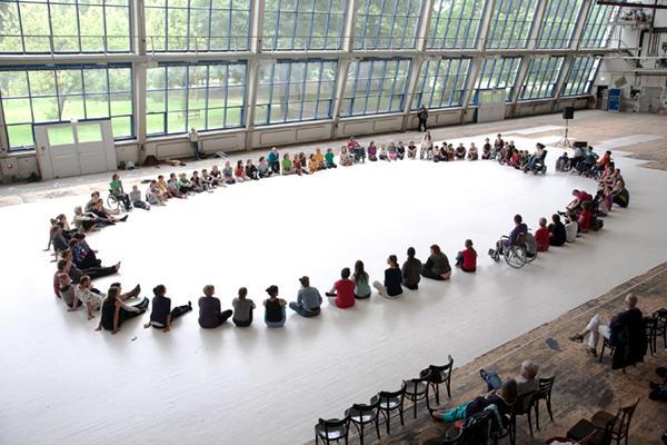 Sally Davison Finland DanceAbility