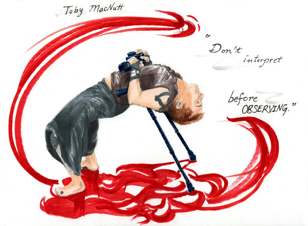 Toby Macnutt illustration