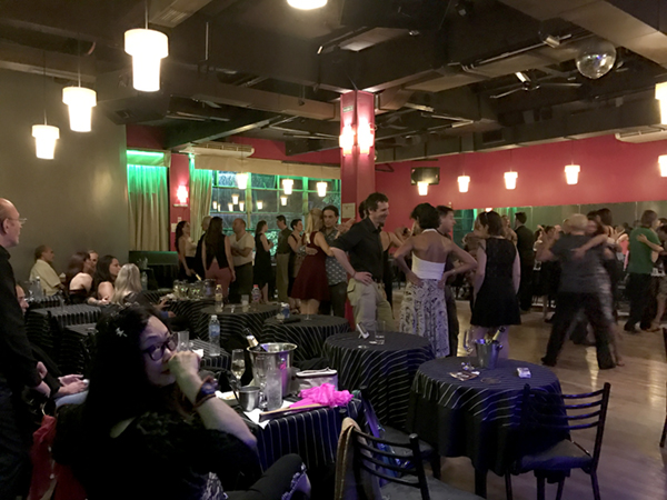 Modern Moves Buenos Aires, El Beso milonga, April 2017