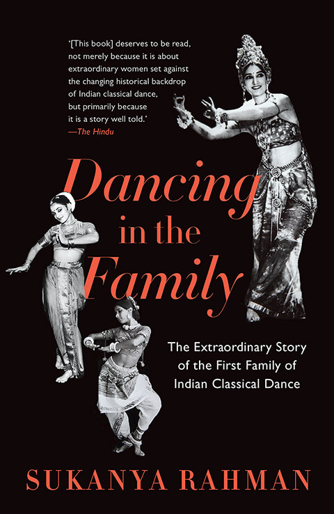 Dancing in the Family book cover