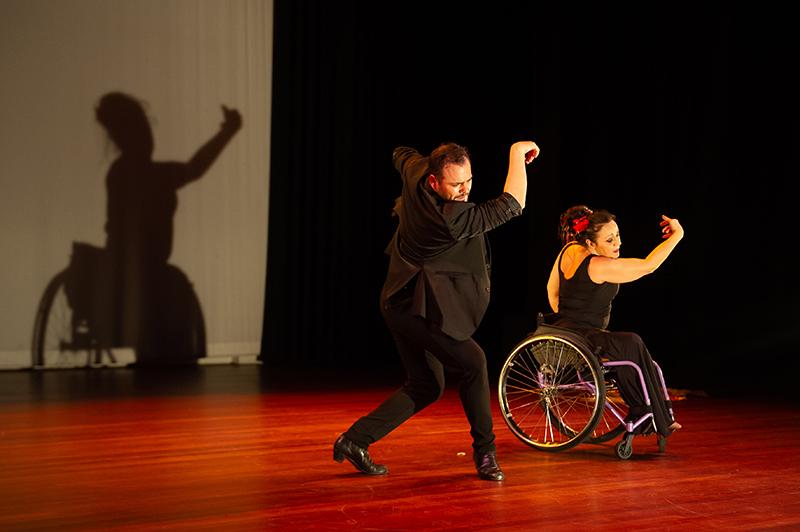 Flamenco Inclusivo Photo by Ginette Lavell