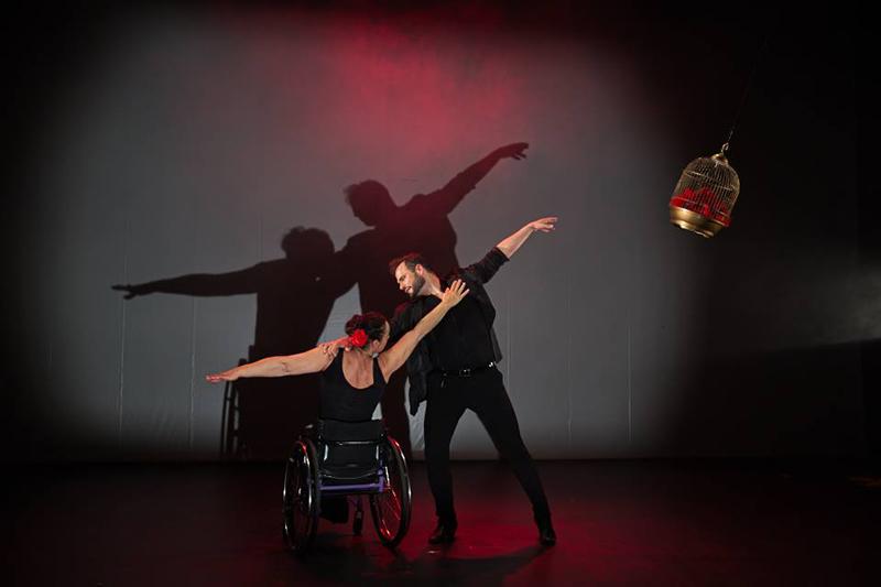 Flamenco Inclusivo Photo by Peter Martin