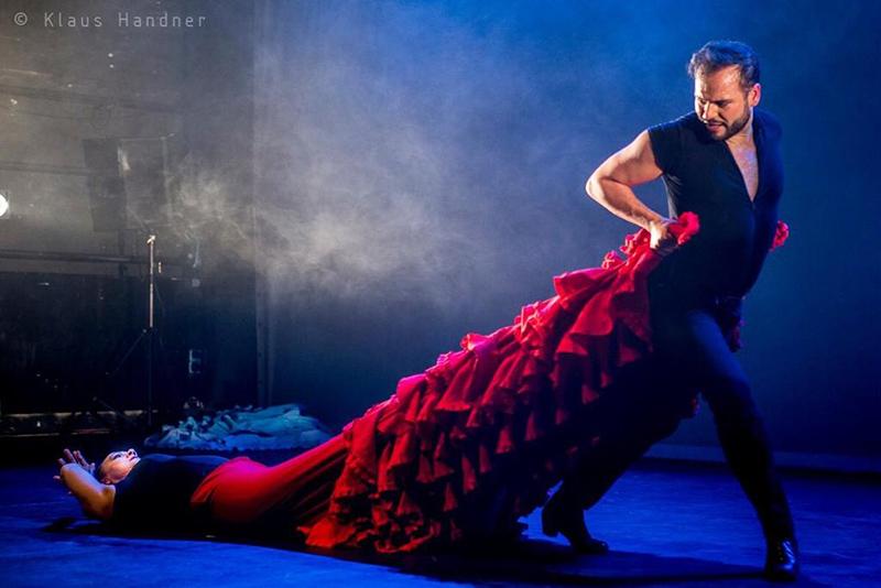 Flamenco Inclusivo Photo by Klaus Handner