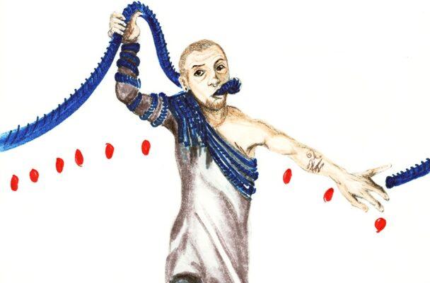 Erik Ferguson's illustration