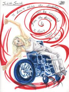Judith Smith illustration