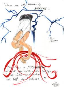 Kris Lenzo illustration