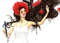 Krishna Washburn illustration