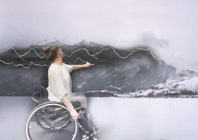 Artistic photo of Suzanne Cowan