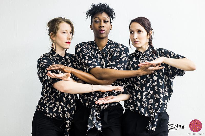 Passion Fruit dancers
