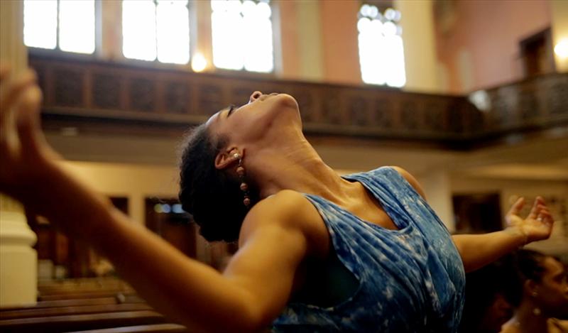 Lauren Cox in SPACES: Harlem